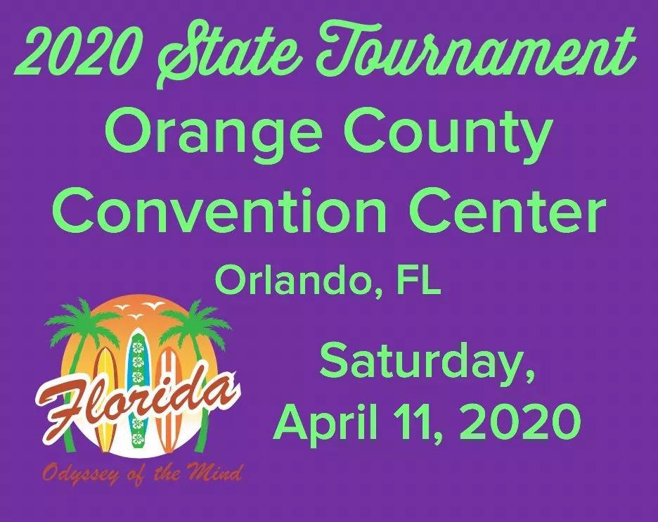 2019-20 FLOMA State Tournament!